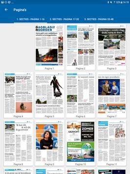 DVHN digitale krant screenshot 15