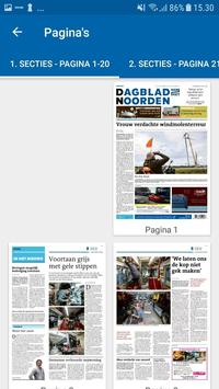 DVHN digitale krant screenshot 2
