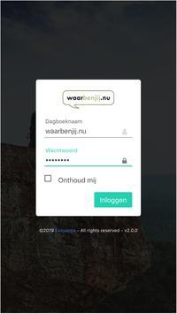 WaarBenJij.nu - Reisblog maken - Gratis poster