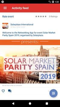 Solar Market Parity Spain 2019 screenshot 1