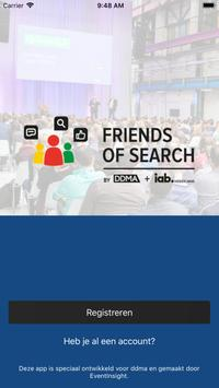 Friends of Search poster