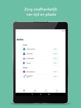 Thuismeten - zorg op afstand screenshot 5