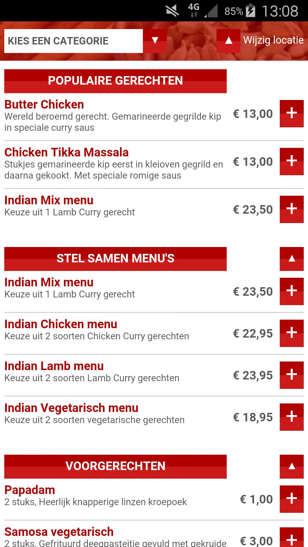 Indian Kitchen Kinkerstraat.Indian Kitchen For Android Apk Download