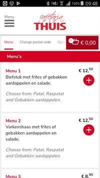 Cafetaria Thuis Delft screenshot 1