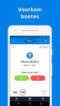 Flitsmeister screenshot 2
