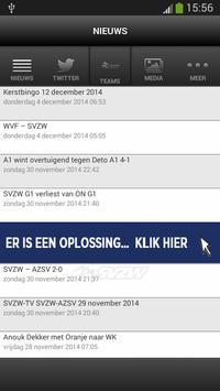 SVZW screenshot 1