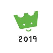 Kinderpostzegels bestel-app 2019 icon