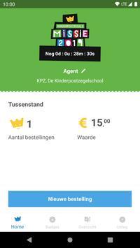 Kinderpostzegels bestel-app 2019 screenshot 1