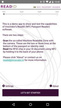 Readid Nfc Passport Reader For Android Apk Download