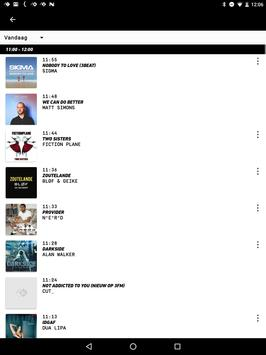 NPO 3FM screenshot 9