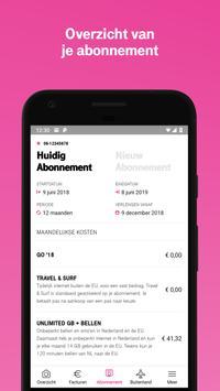 My T-Mobile - Nederland screenshot 1