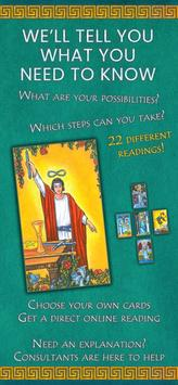 Your Tarot New Live online tarot readers  join now скриншот 3