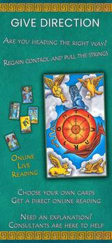 Your Tarot New Live online tarot readers  join now скриншот 23