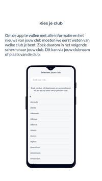 MHC De Kikkers screenshot 2