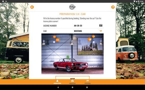 Vintage Rental App screenshot 6