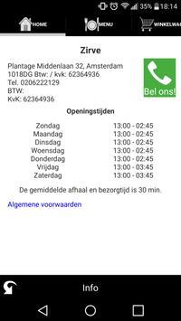 Zirve Amsterdam screenshot 4