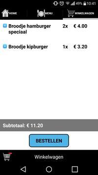 Snackbar 't Zwaantje Vlaardingen screenshot 2