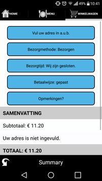 Snackbar 't Zwaantje Vlaardingen screenshot 3