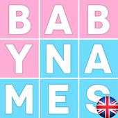 Baby names UK 图标