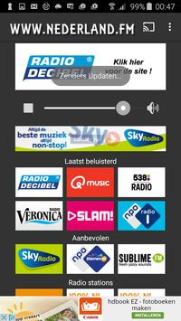 Nederland.FM Screenshot 1