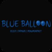Blue Balloon icon