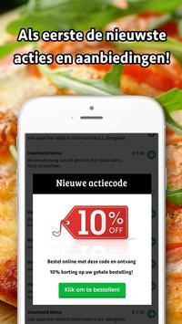 Pizzeria Rapido screenshot 1
