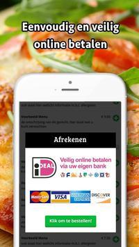Pizzeria Rapido screenshot 2
