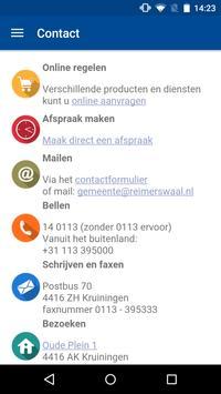 Gemeente Reimerswaal Screenshot 3