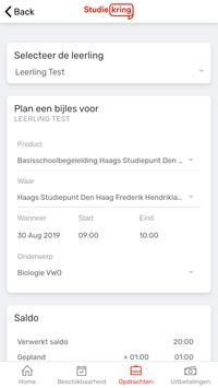 Werken bij Studiekring screenshot 5