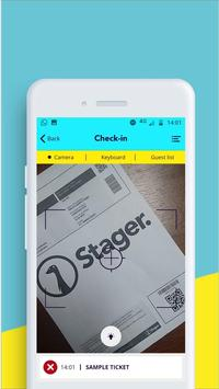 Stager screenshot 1