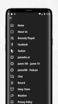 Jammfm screenshot 2