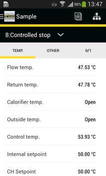 Remeha Smart Service App الملصق