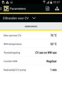 Remeha Smart Service Tool screenshot 4