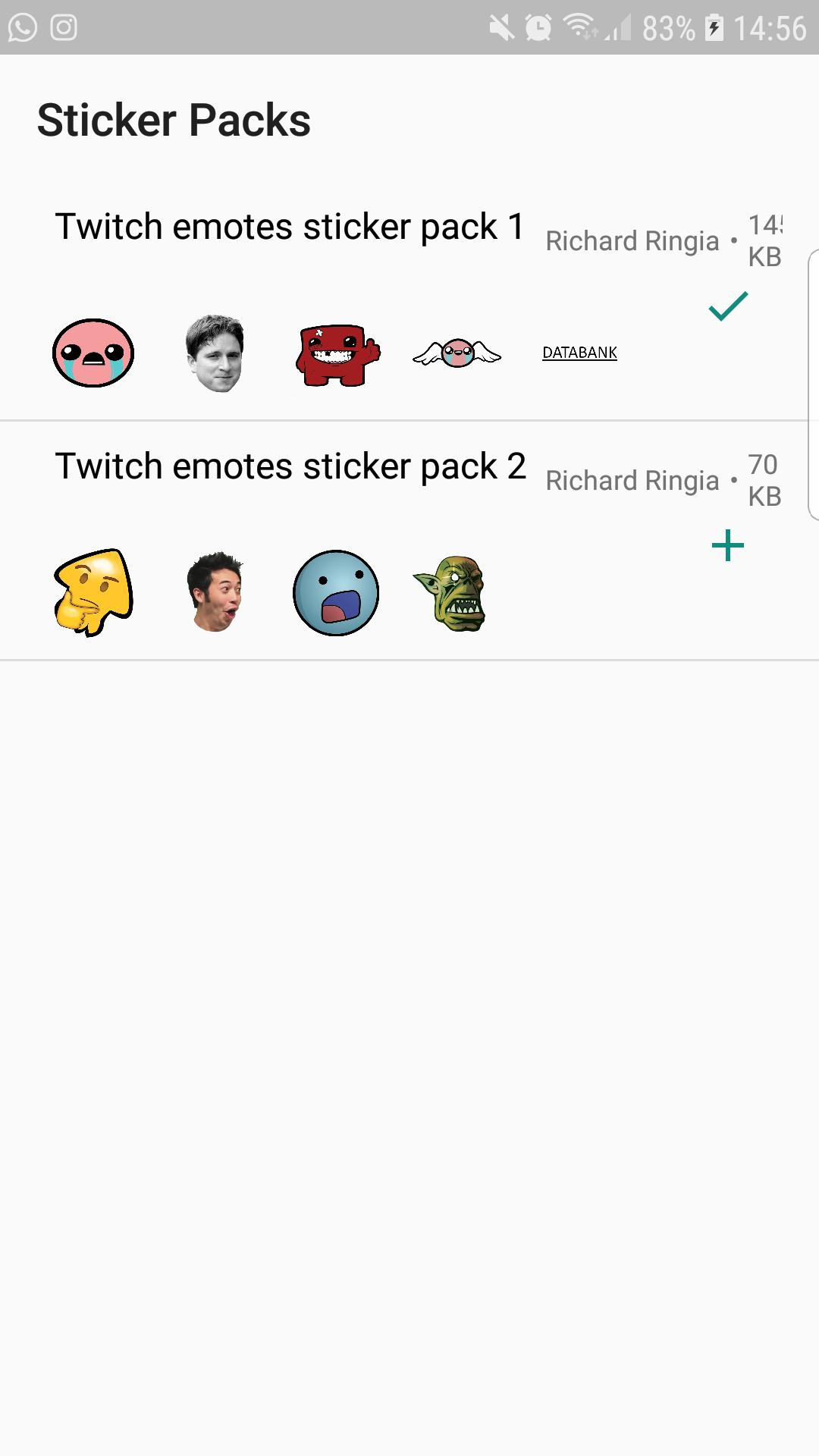 Stickers for WhatsApp - Twitch Emotes for Android - APK Download