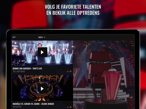 The voice of Holland app screenshot 8