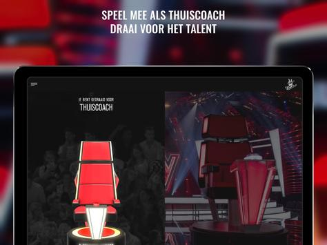 The voice of Holland app screenshot 9