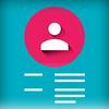 Curriculum Vitae App ícone