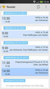 Windesheim app screenshot 2