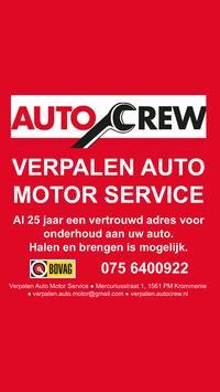 Verpalen auto motor service screenshot 8
