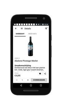 Vindorado App screenshot 2