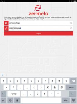 Zermelo screenshot 3