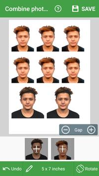 Passport Photo Maker – VISA/Passport Photo Editor screenshot 4