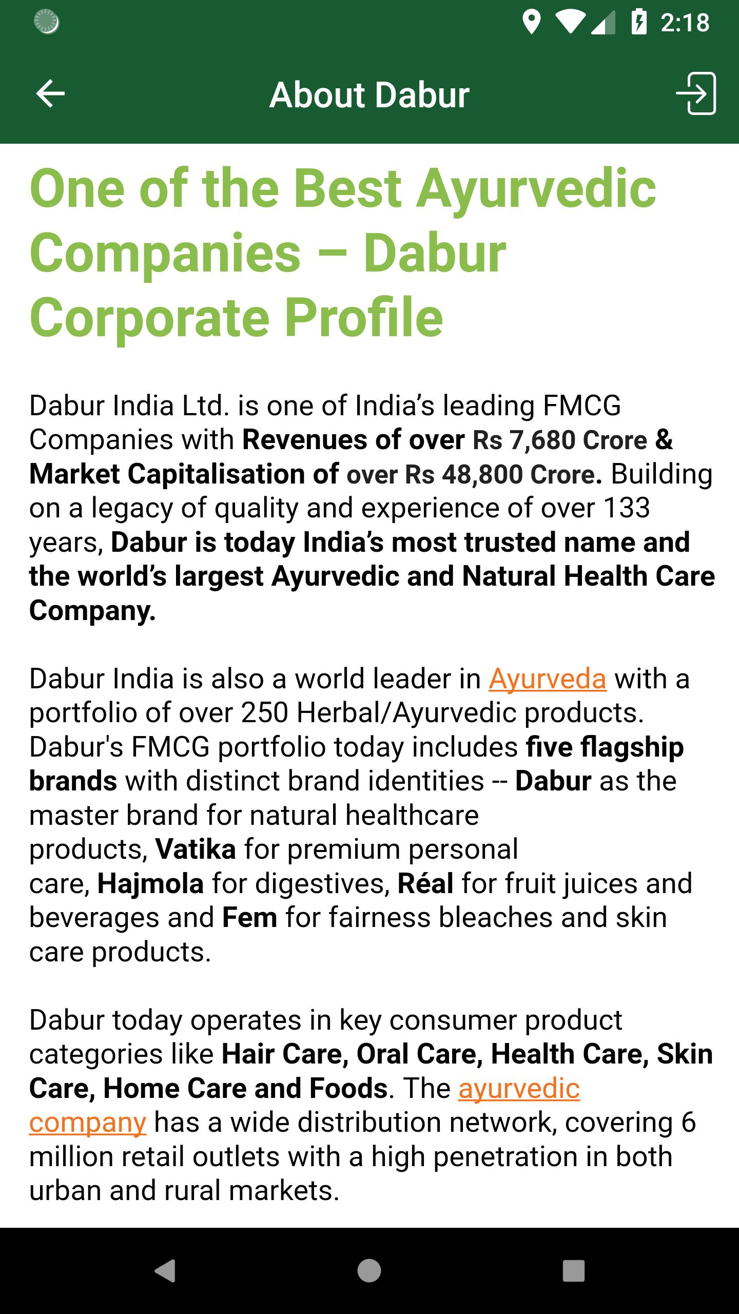 Dabur Nepal for Android - APK Download