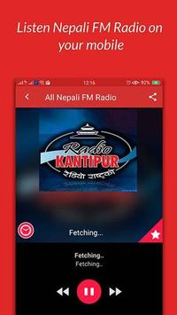 All Nepali FM Radio 💕 screenshot 3