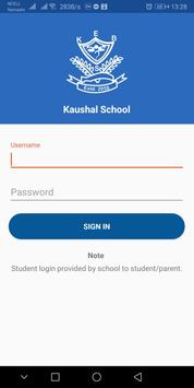 KEBS - Kaushal English Boarding School screenshot 1