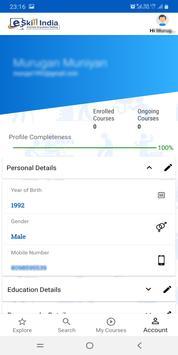 eSkillIndia - eLearning Aggregator from NSDC screenshot 5