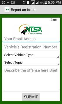NTSA  APP screenshot 2