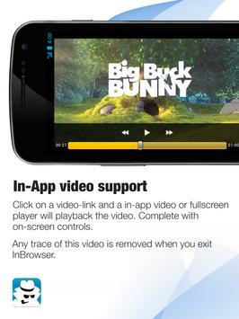 InBrowser screenshot 9