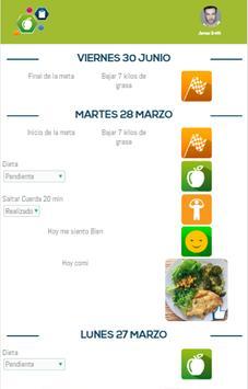 App de seguimiento penulis hantaran