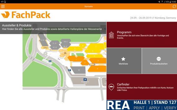 FachPack screenshot 6